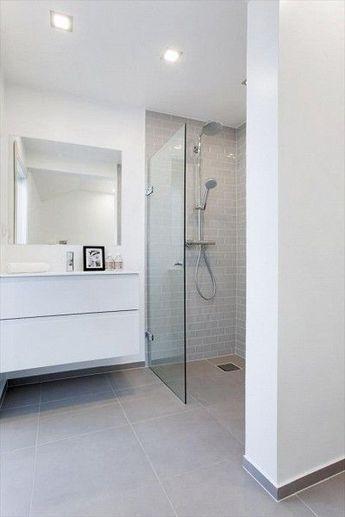 10 beste idee n over badkamer kleuren grijs op pinterest badkamer kleurenschema 39 s keuken - Badkamer verf grijs ...