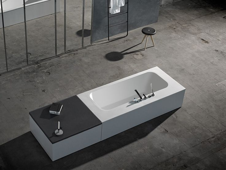 Ka #bathtub by Inbani. #bathroom