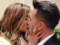 Jorge Bernal se casó con su pareja de 6 años (FOTOS)