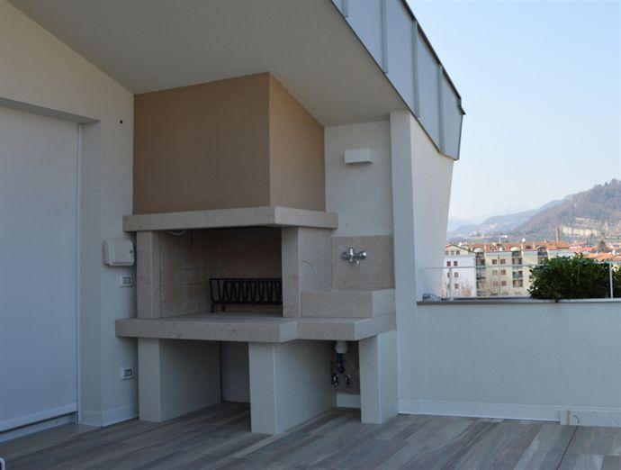 Camino da cottura esterno 4 | CAMINO ESTERNO | Home Decor, Garage ...