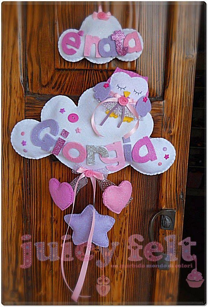 Bien connu 408 best Birth wreath/fiocchi nascita images on Pinterest | Baby  RW38