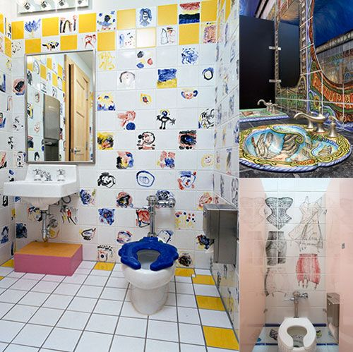 Inside Three of America s  Best  Most Creative Bathrooms  Blue Toilet  SeatsToilet  Best 25  Blue toilet seats ideas on Pinterest   Mickey mouse  . Royal Blue Toilet Seat. Home Design Ideas