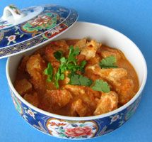 A combination of sweet and spicy, you have to try this Butter Chicken.