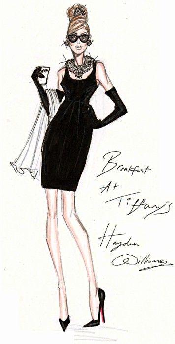 .Breakfast at Tiffany's by Hayden Williams