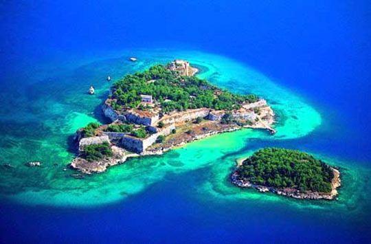VISIT GREECE| Souda Fort ,#Souda bay #Chania #Crete #Greece