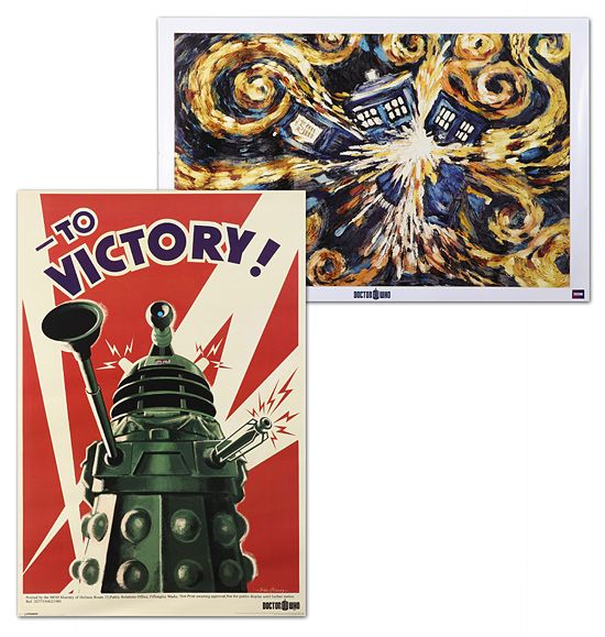 The Doctor is back! Let's celebrate with Doctor Who-themed home goods   Offbeat Home