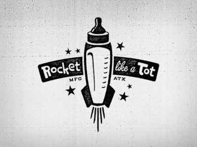 Logo Design: Rockets | Abduzeedo | Graphic Design Inspiration and Photoshop Tutorials