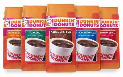 Dunkin' Donuts Coffee!