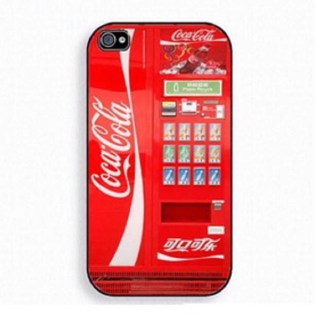 Funda iPhone vending