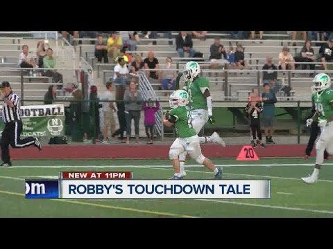 This Senior's Touchdown Run is More Heartfelt and Special Than Any Play in the…