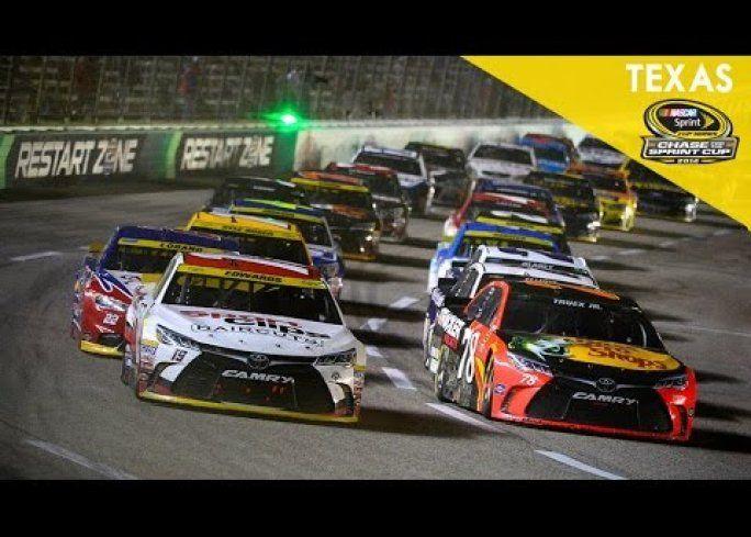 NASCAR Sprint Cup Series- Full Race -AAA Texas 500 – Nascar News Videos