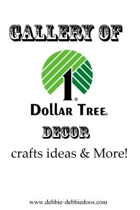 Dollar tree gallery of ideas and a list of must buys guide.