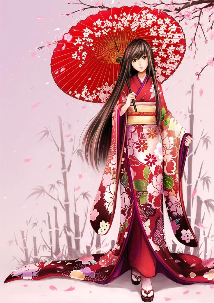 Commission: Akiko by omocha-san.deviantart.com on @deviantART