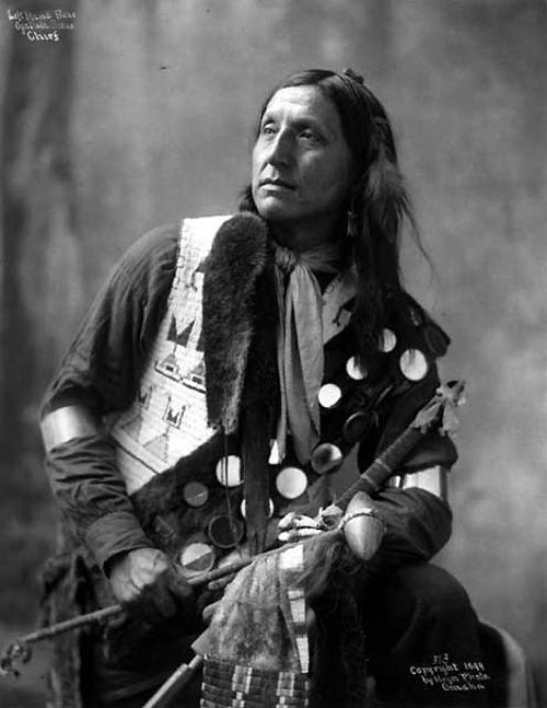 Left Hand Bear - Oglala / Sioux (Lakota)