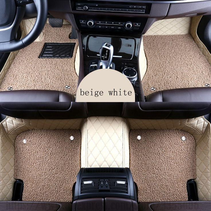 XWSN Custom Car Floor Mats For Acura All Models MDX RDX