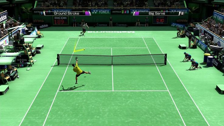 Virtua Tennis 4 Screenshots from www.MuhammadNiaz.Net