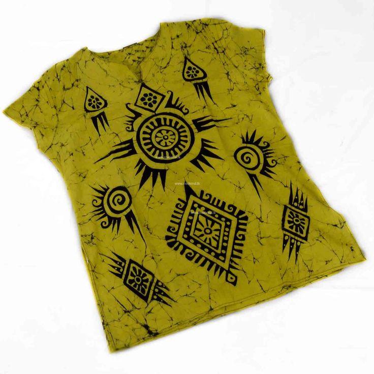Batik Blouse 5