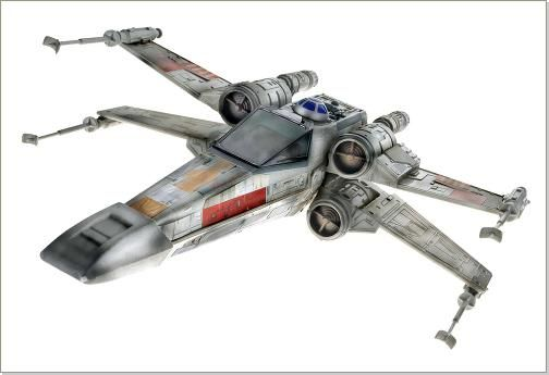 X Wing for silouette