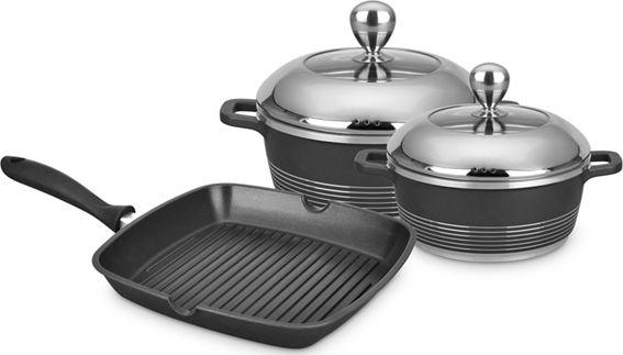 Izzy Σετ Μαγειρικά Σκεύη Let's Cook 5 τμχ - Skroutz.gr