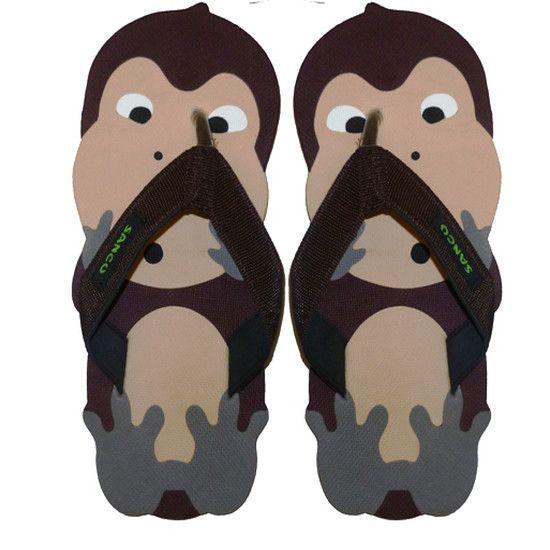 Sandal Sancu George Monkey