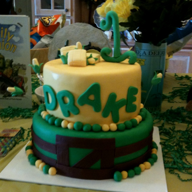 17 Best Images About John Deere Party On Pinterest