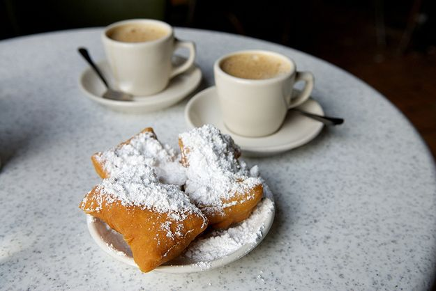 Beignets and Chicory Coffee | 17 Southern Foods You Need To Try