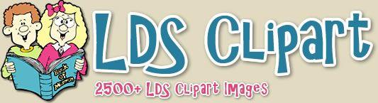 LDS Primary Clipart | Sharing Time, Baptism, Sacrament, Prayer