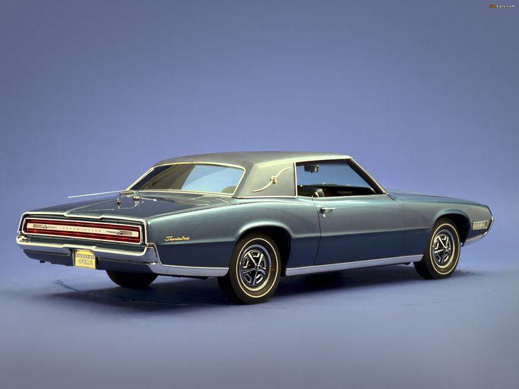 1967 Ford Thunderbird Apollo Special Landau Coupe