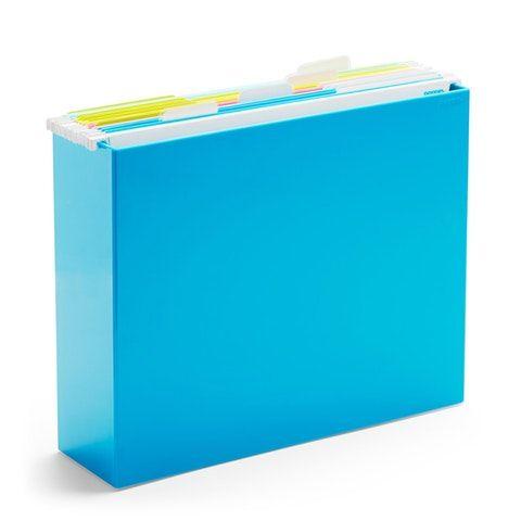 Pool Blue File Box Organization File Box Organization Office