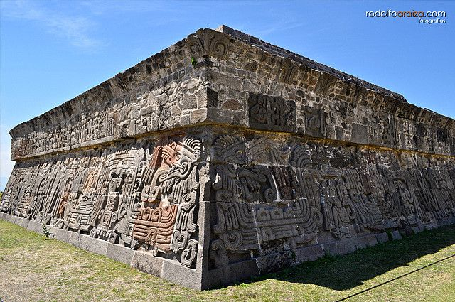 Superb view photo image rankings of Mexico Archaeological Monuments Zone of Xochicalco image of Archaeological Monuments Zone of overseas tr ...
