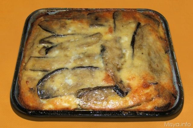 Parmigiana bianca, scopri la ricetta: http://www.misya.info/2007/07/28/parmigiana-bianca.htm