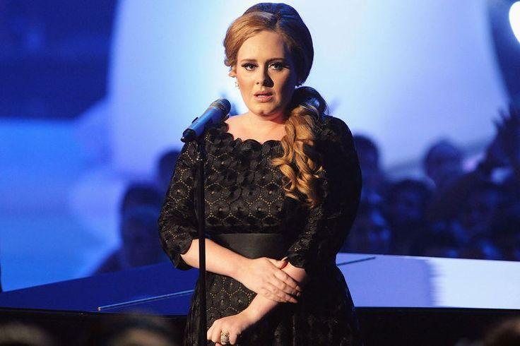 Adele Tour Dates Story - New Photo