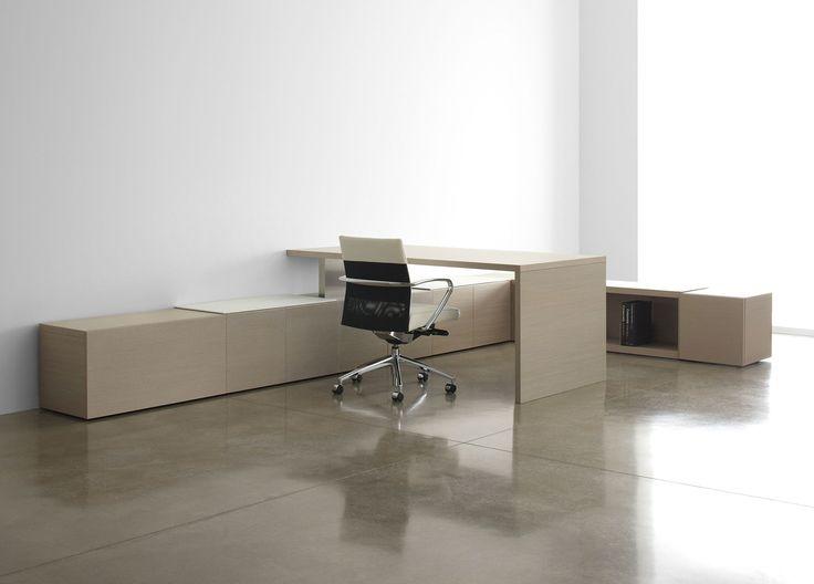 Modern Contemporary Office Desks and Furniture   Executive Office  Glass   Italian Desks. 64 best Contemporary Office Furniture images on Pinterest