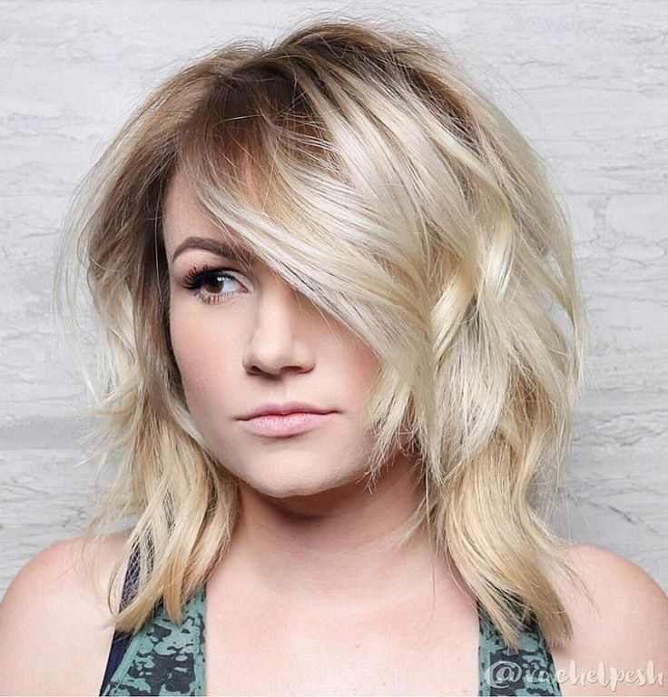 17 Best Ideas About Medium Blonde Haircuts On Pinterest