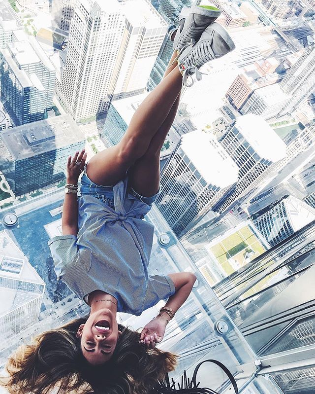 Sky deck | Chicago
