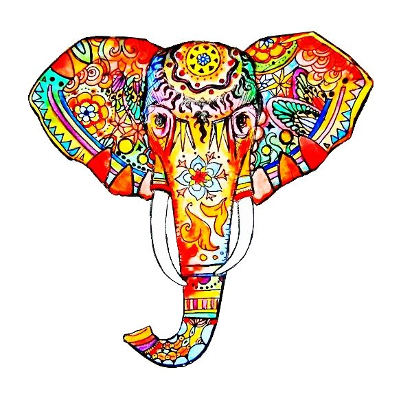 17 Best images about Elephant tattoo's on Pinterest ...