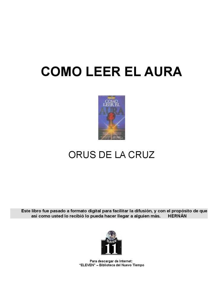 COMO LEER EL AURA