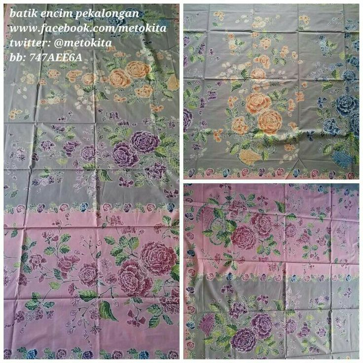 #batik #encim pekalongan. Visit www.facebook.com/metokita for more...
