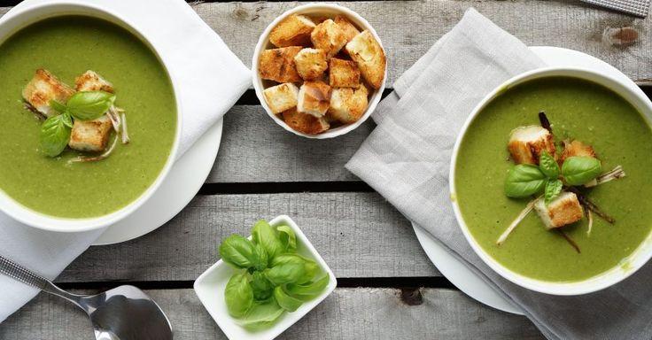 Вкусные и полезные низкокалорийные супы