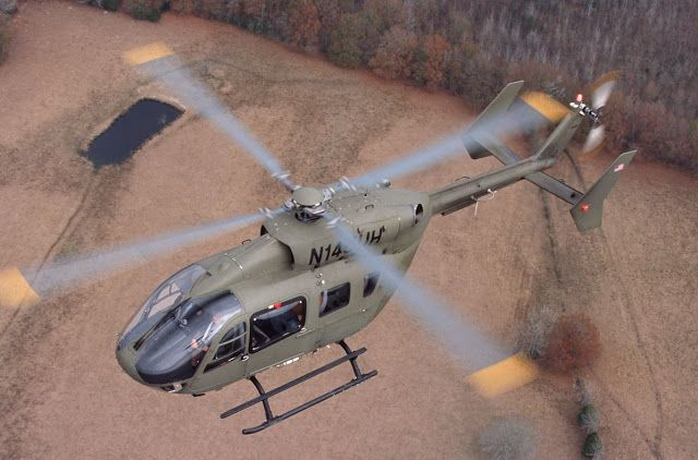 Military and Commercial Technology: Airbus Helicopters delivers 400th UH-72A Lakota to U.S. Army