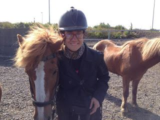 Di tutto e di più sulla Sardegna di Giurtalia e tanto altro ancora.: Viaggio in Islanda - III parte.  Il Cavallo Island...