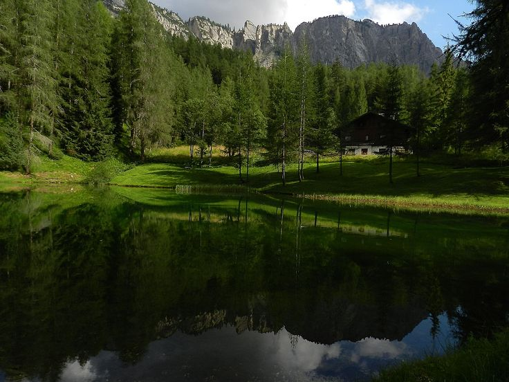 Lago Scin - Passo Tre Croci