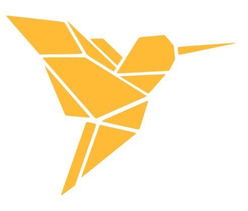 bird origami - done!