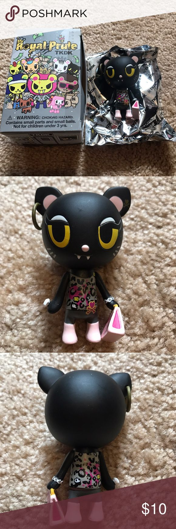 Tokidoki TKDK Royal Pride Maya Blind Box Figure Brand new figure, only opened to check character, still comes with plastic wrap and original box! tokidoki Other