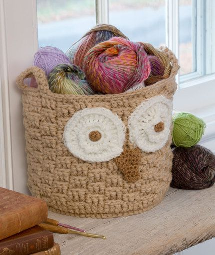 It's a Hoot Owl Container - do it up as an owl or whatever you want, even leave…