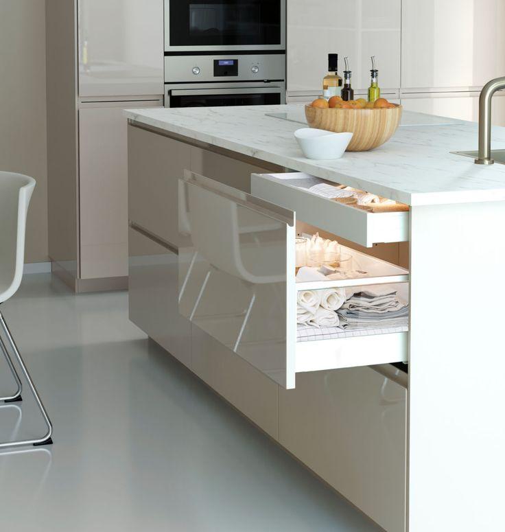 Die besten 25+ Ikea küche metod Ideen auf Pinterest Ikea küchen - ikea küchen beispiele
