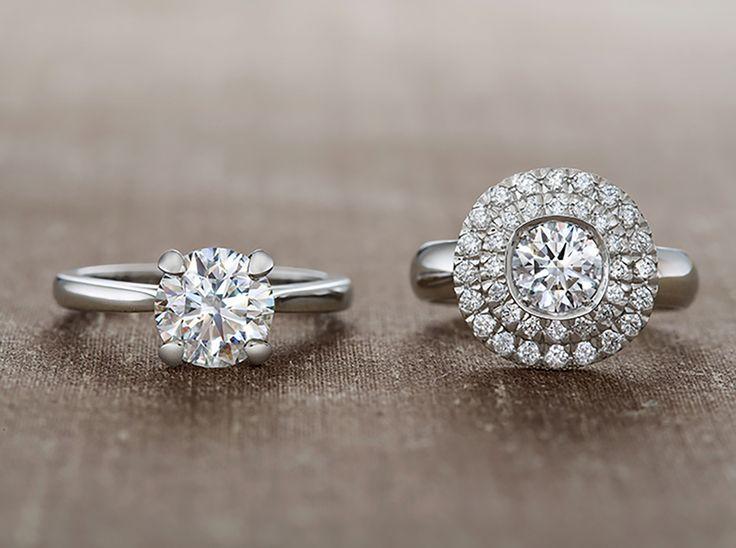Two Diamond Ring Classics