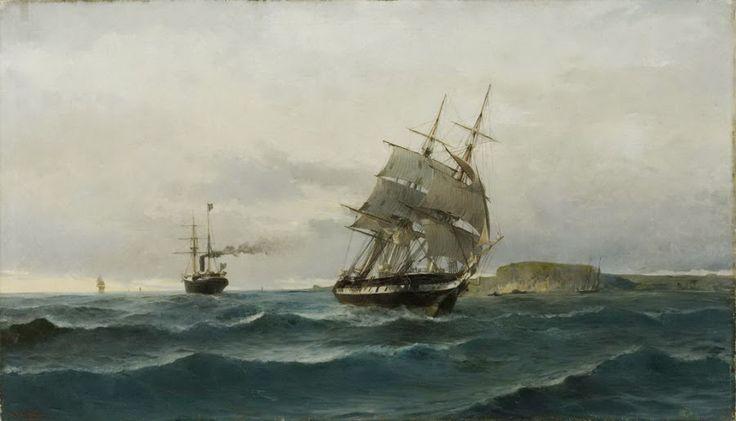 Θαλασσογραφία (1885-90)