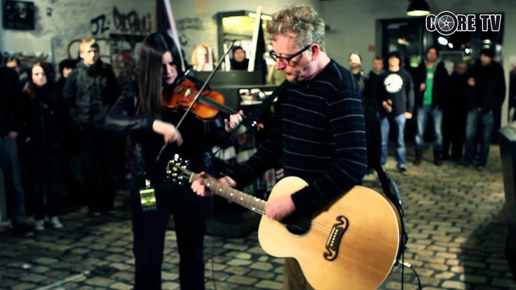 Flogging Molly - Whats Left of The Flag @ CORE TV