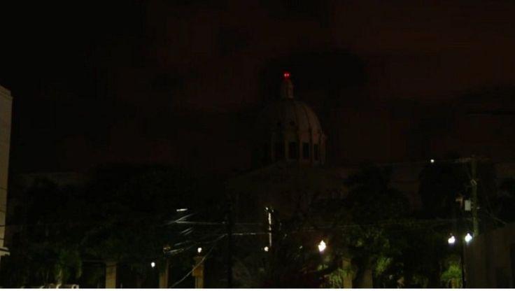 La República Dominicana Se Une A La Hora Del Planeta